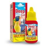Deep Fix Multisol (Kuşlar için Multi-Vitamin) 30ml
